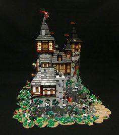 Castle deBear 6 | by Larsvader.
