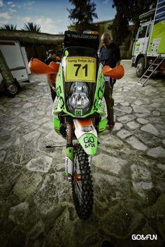 #Enduro #LC8 #KTM