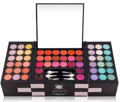 Shany 'all About That Face' Makeup Kit - Price In India, Buy Shany . Sephora Makeup Kit, Face Makeup Kit, Eye Makeup, Full Makeup Kit List, Makeup Kit For Kids, Baby Girl Toys, Toys For Girls, Makeup Palette, Eyeshadow Palette