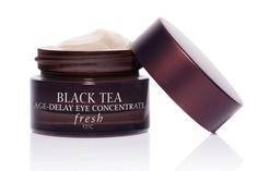 A top pick for those of us starting to battle the inevitable crow's feet and droopiness that come with a life well-lived, this anti-aging pick from Fresh firms and hydrates thanks to a formula packed with antioxidant-rich black tea and noni juice. It also smells amazing — if you're the kind of person who likes to wrap your hands around a mug of hot tea in the morning, applying this to your lids has the same aromatherapeutic effect.