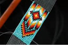 free native american beading patterns | Photo By: Serenae | Bead Loom ...