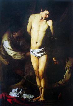 St. Sebastian - Caravaggio