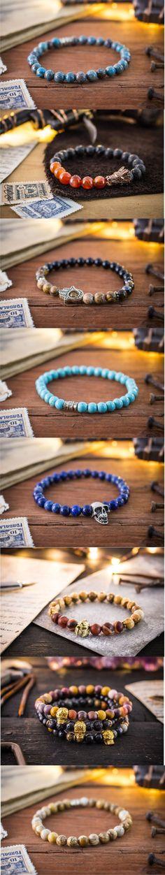 Carefully selected mens beaded bracelets