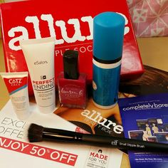 Bits and Boxes: The Last @Allure Sample Society Box June 2015 Review. Soon to be Allure Beauty Box #allurebeautybox