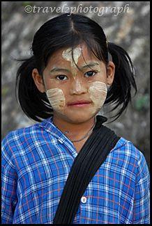 Burmese girl.