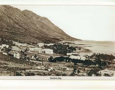 Gordons Bay Mountain Range, Primary School, Cape Town, Bay Area, Paris Skyline, Holland, Coastal, Lifestyle, City