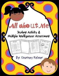 Per request by mywonderful Intervention Specialist teaching partner, I made this getting to know you activity for students to fill out. For us, we tend to get new students throughout the year, an...