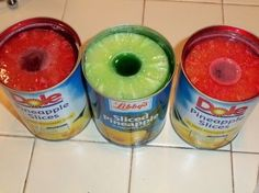 These pineapple Jell-O rings are a Thanksgiving tradition from my husband& side of the family. Despite all the elaborate dishes I make, pineapple Jell-O rings are always the biggest hit with my kids and husband. They are really easy to make. Jello Desserts, Jello Recipes, Delicious Desserts, Dessert Recipes, Jello Salads, Jello Candy Recipe, Jello Flavors, Fruit Salads, Pineapple Jello