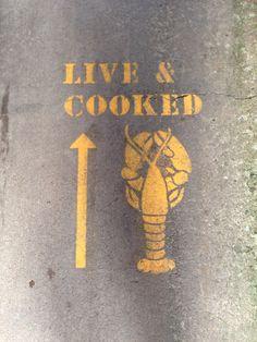 #harraseeket #southfreeport #maine #lobster