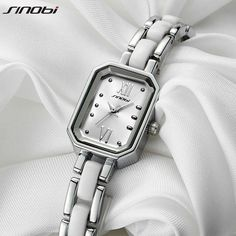 SINOBI Women's Bracelet Watches for Ladies Fashion Brands Quartz-Watches Best Gift relogio feminino