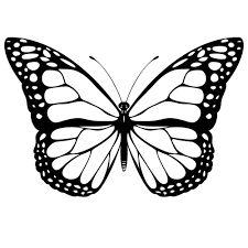 Resultado de imagen de alas de mariposa para colorear