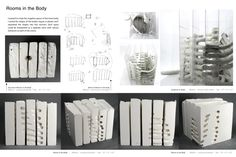 portfolio example for Architecture  by Dami