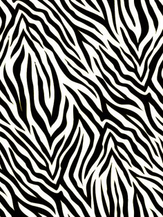 Zebra Print, good and bad types of print.this is a bad example which should never be decorated with or combined with seasonal decor, you should know better by now. Animal Print Wallpaper, Animal Print Rug, Textures Patterns, Print Patterns, Motifs Textiles, Flora Und Fauna, Zebra Print, Pattern Wallpaper, Bunt