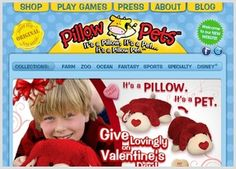 Pillow Pets CO Coupons Pillow Pets, Store Coupons, Animal Pillows, Games To Play, Valentines, Coding, Blog, Valentine's Day Diy, Valentines Day