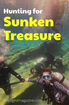 Sunken Treasure / Hunting for / dirtdigestmagazine.com Metal Detecting Tips, Spanish Galleon, Key West Florida, Treasure Hunting, Weather Report, Exotic Places, Gulf Of Mexico, Best Sites, Key West
