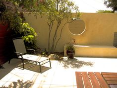 Asian Courtyard Window - Asian-Style Courtyards on HGTV