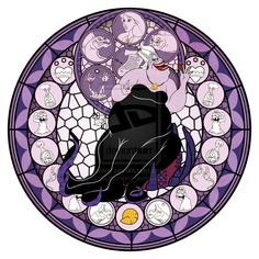 Ursula Kingdom Hearts by smallvillereject http://smallvillereject.deviantart.com/art/Ursula-Kingdom-Hearts-152134069