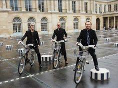 Environmentally friendly Police in Paris via lastfm