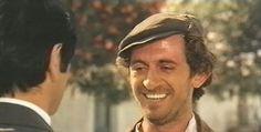 """Massimo De Rossi in """"Dove volano i corvi d'argento"""" (1977)"""