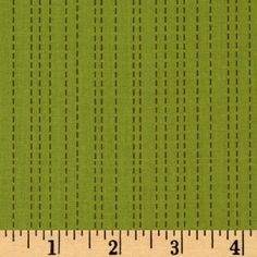 Nursery Fabric: Fabric.com - Michael Miller Dino Roars Stitch by Stitch Green $9.20