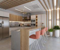 Home Decor 9 Kitchen Room Design, Kids Room Design, Home Decor Kitchen, Kitchen Dining, Luxury Bedroom Design, Interior Design Sketches, Contemporary Kitchen Design, Luxurious Bedrooms, Dining Area