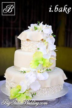 i.Bake cakes for Indian weddings