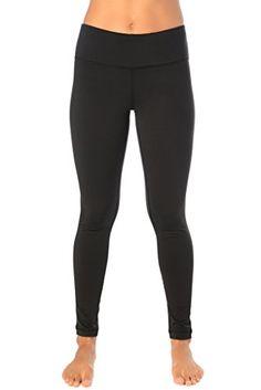 62eeebe52c03f 90 Degree By Reflex Fleece Lined Leggings - Yoga Pants - Black Large >>>  Click sponsored image for more details.