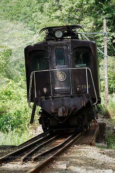 Oigawa Railway #japan #shizuoka  .#jorgenca