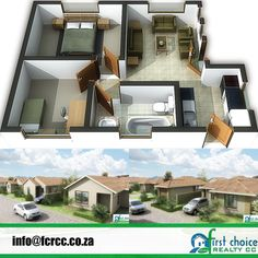 2 & 3 Bedroom plans available Plans are easily customized to include items such as a garage, carport or any additional feature that you as a client might need to create your ideal home. Visit our website: http://bit.ly/1hcfKVn #gaphousing #affordablehousing #property