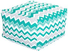 Majestic Home Goods Pacific Zazzle Ottoman Large Turquoise ** Check this awesome product by going to the link at the image.(This is an Amazon affiliate link and I receive a commission for the sales)