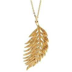 Ruby Kats Tuft Necklace