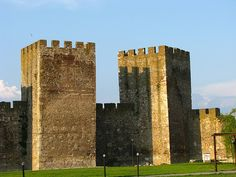 Smederevo Fortress ~ Smederevo, Serbia