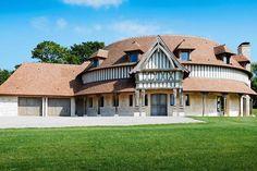 La villa de Claude Lelouch (Deauville)