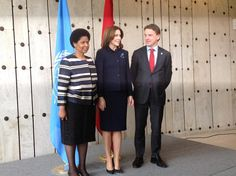 Crown Princess Mary visits Geneva