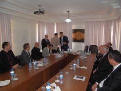 Giresun  Cumhuriyet Başsavcısı Sayın Ömer Karişit başkanlığında gerçekleşen  toplantıda 2015 yılında gerçekleştirilen