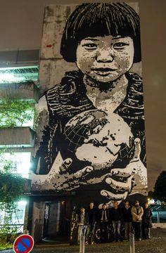 Jef Aerosol - Street Art