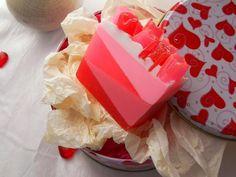 Rose glycerin soap/ glycerin soap/ homemade soap/ rose soap/ floral soap/ feminine soap/ vegan soap/dry skin soap by TheLittleSoapStore on Etsy https://www.etsy.com/listing/122387184/rose-glycerin-soap-glycerin-soap