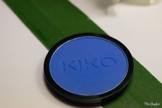 KIKO Infinity Eyeshadow 275 Electric Blue