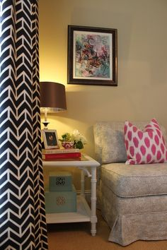 love these.  I would have then if I didn't already have a chevron rug (and if they were cheaper than $325)