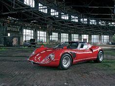 Manners Alfa Romeo 33 Stradale 9