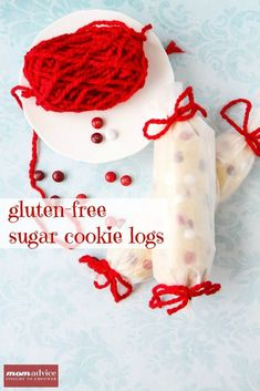 Gluten-Free Cake Mix Cookies from MomAdvice.com