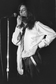 Patti Smith, October 13th 1978. Photos © Joe Sia.