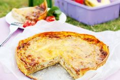Caramelised Onion and Blue Cheese Tart – Recipes – Bite