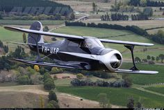 Beech C17B aircraft picture