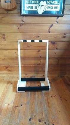 Guitar Rack, Guitar Stand, Pedestal, Music Stand, Pvc Pipe, Ukulele, Floor Chair, Music Rooms, Ideas