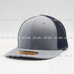 Shop for Wholesale Trucker Hats Wholesale: Pit Bull Heather Grey and Navy Cambridge Trucker Mesh Hat Cap Wholesale and Custom Embroidery. Custom Embroidery, Dad Hats, Cambridge, Pitbulls, Cap, Products, Baseball Hat, Pitt Bulls, Pit Bulls