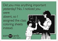 Oh, no. It's not like I'm trying to teach you or anything...