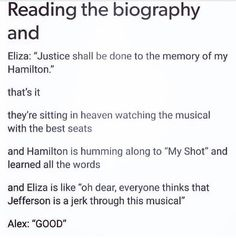 In that case Alex must be RADIATING WITH JOY at the fact he has a huge fandom now.