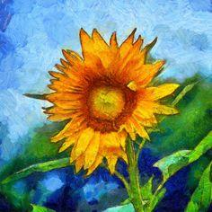 Dynamic Auto-Painter @Mediachance, Gogh2HD preset