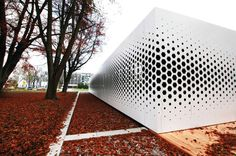15 Must-See Buildings With Unique Perforated Architectural Façades (Skins)_ 9 Office-by-Format-Elf 1